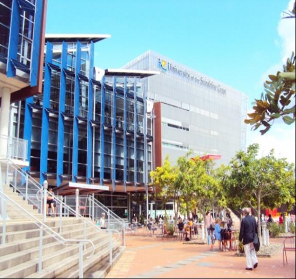 澳大利亚阳光海岸大学