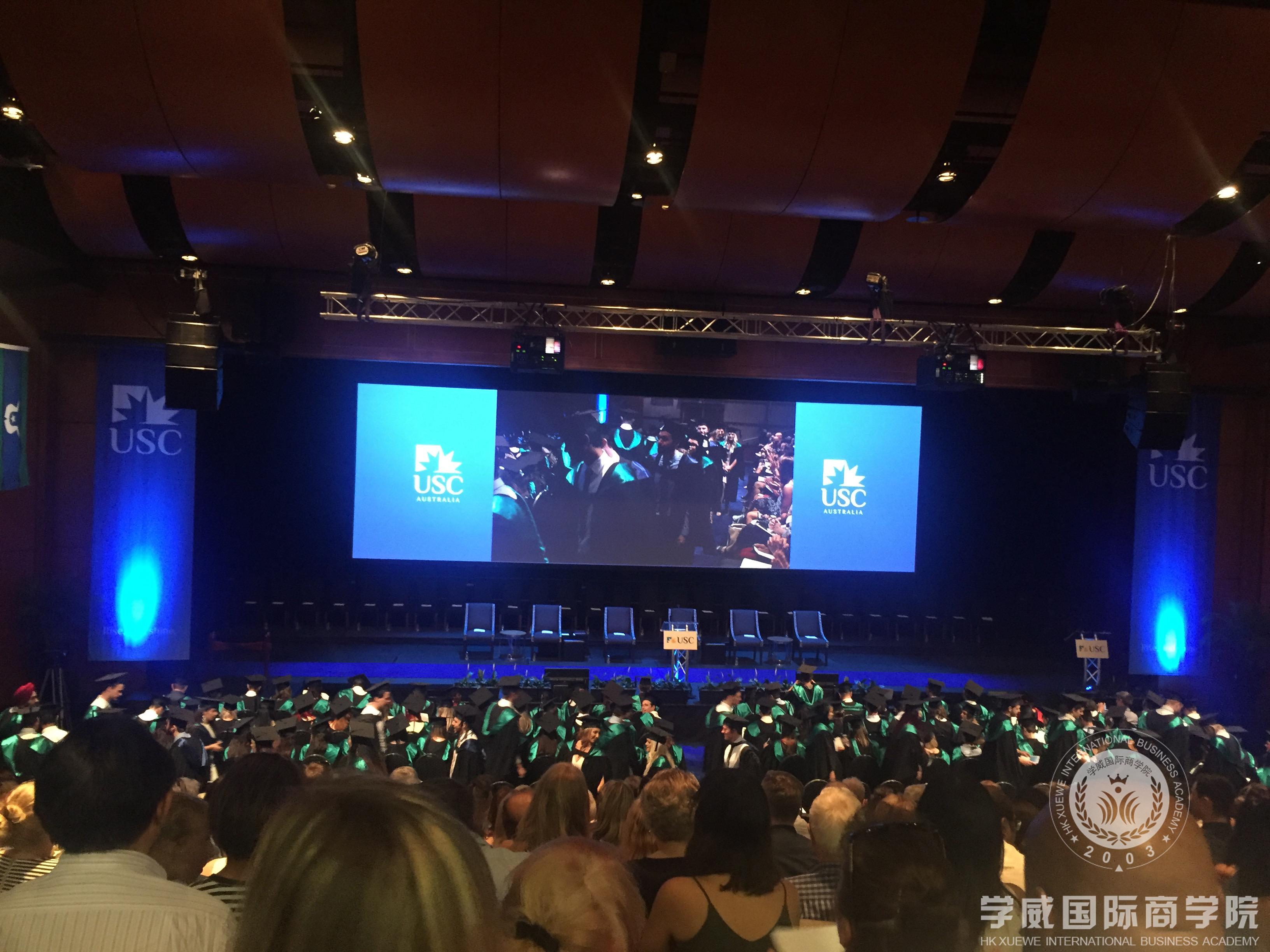 USC 2017届毕业典礼2
