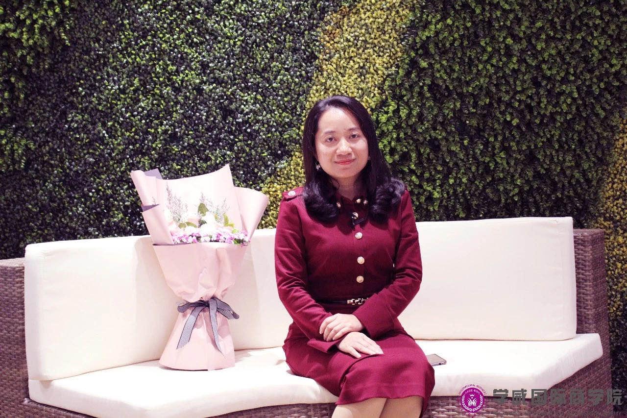 广东泰德常务副总、泰德共享生态庄园创始人,胡艳